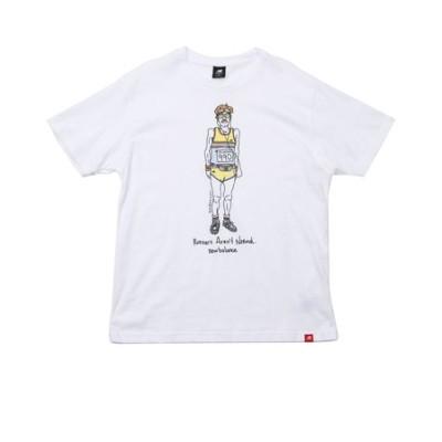 MT11543WT NB Essentials ランナーTシャツ WT 615792-0001