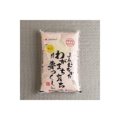 宇美町 ふるさと納税 【宇美】果物屋さんが選んだ米「夢つくし」5kg