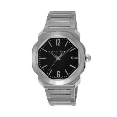 ブルガリ メンズ腕時計 オクトローマ OC41BSSD