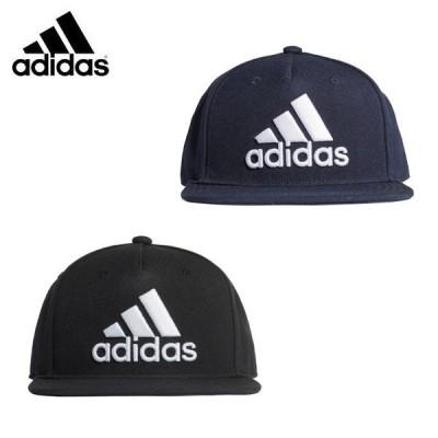 アディダス キャップ 帽子 メンズ レディース スナップバック ロゴキャップ SNAPBACK LOGO CAP GNS19 adidas