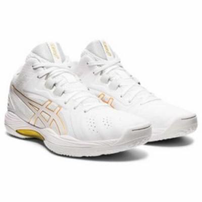 アシックス ゲルフープ V13 バスケットボールシューズ [サイズ:24.0cm] [カラー:ホワイト×ホワイト] #1063A035-102 ASICS