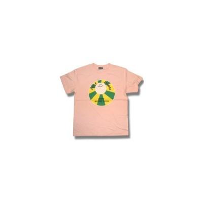 スマイルジャマイカTシャツ(ベビーピンク)