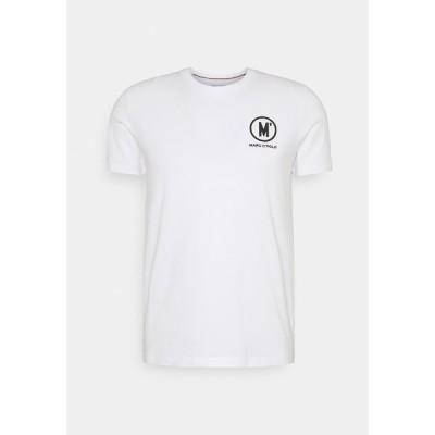 マルコポーロ Tシャツ メンズ トップス ARTWOR - Print T-shirt - white