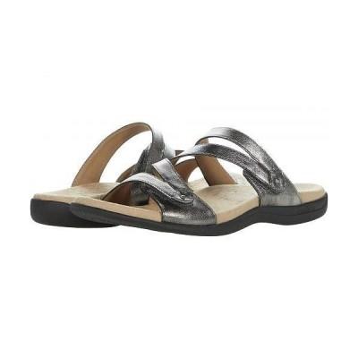 taos Footwear タオス レディース 女性用 シューズ 靴 サンダル Double U - Pewter
