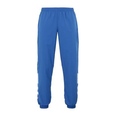 ADIDAS ORIGINALS パンツ ブライトブルー M ナイロン 100% パンツ