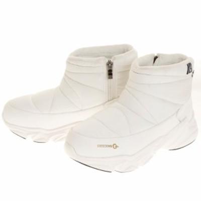 ベアパウ(BEAR PAW)ブーツ MAPLE J1925W-White カジュアルシューズ(Lady's)