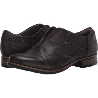 カルソーアースシューズ Earth レディース ローファー・オックスフォード シューズ・靴 Avani Banyan Grey Bongo