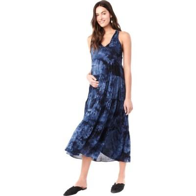 ロイヤル ハナ Loyal Hana レディース ワンピース マタニティウェア ノースリーブ ワンピース・ドレス Rio Sleeveless Maternity Dress Tie-Dye