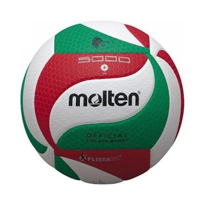 12個まとめ買い バレーボール モルテン V4M5000 検定球 4号