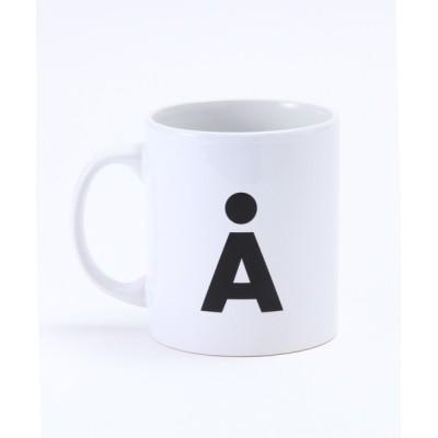 ALAND / ALAND/オリジナルロゴマグカップ 2922551 WOMEN 食器/キッチン > グラス/マグカップ/タンブラー