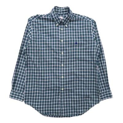 ブルックスブラザーズ  Brooks Brothers ボタンダウンシャツ 長袖 チェック マルチカラー サイズ表記:M