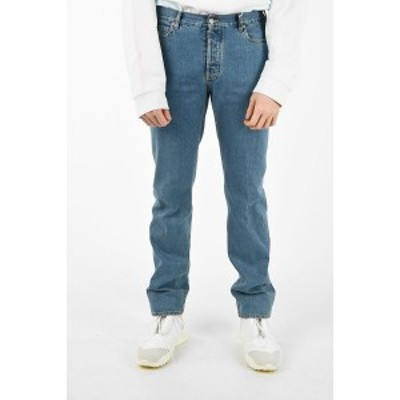 MAISON MARGIELA/メゾン マルジェラ Blue メンズ MM14 20cm Stretch Denim Jeans dk