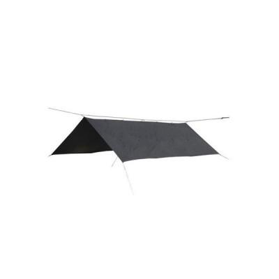 (Bush Craft)ブッシュクラフト ORIGAMI TARP 4.5*3 レッドステッチ 400×290cm