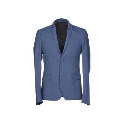 パトリツィア ペペ PATRIZIA PEPE テーラードジャケット ブルーグレー 54 64% ポリエステル 34% レーヨン 2% ポリウレタン