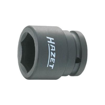 【代引不可】 HAZET インパクトソケットレンチ(6角タイプ・差込角19.0mm) 【1000S24】