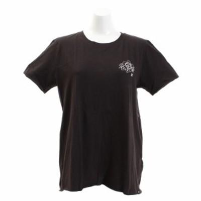 ハーレー(HURLEY)Tシャツ レディース 半袖 KHALEESI CUTBACK  SIS@AA4566-010 オンライン価格 (Lady's)