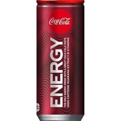 コカ・コーラ エナジー 缶 (250ml*30本入)