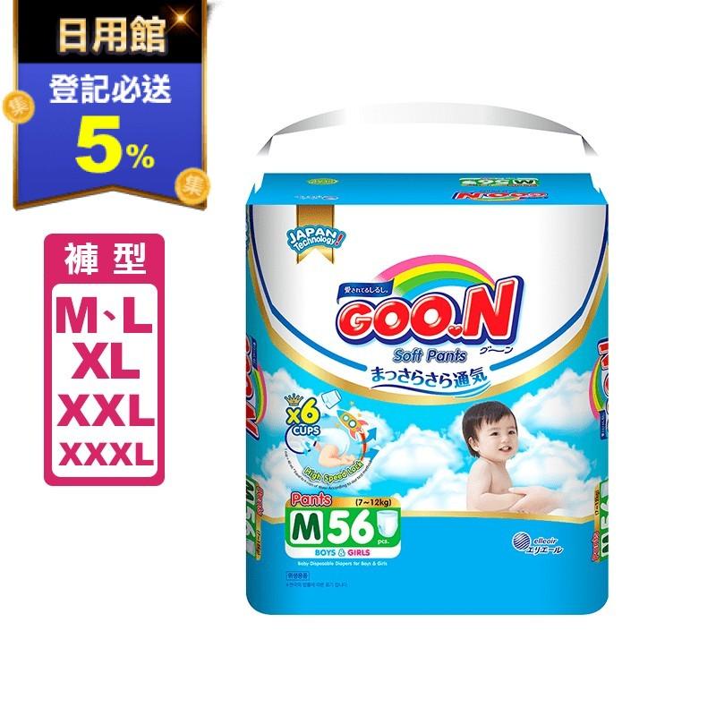 【日本大王GOO.N】NHK境內版黏貼型尿布