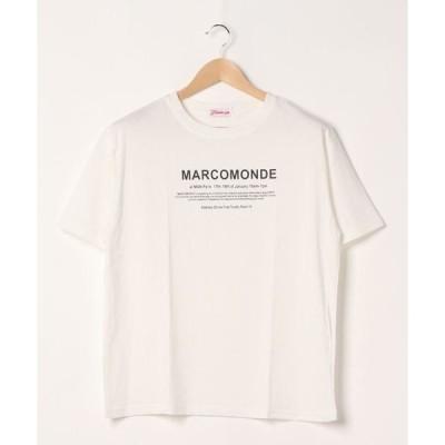 tシャツ Tシャツ 【ZOZO TOWN 限定】ロゴ入りTシャツ