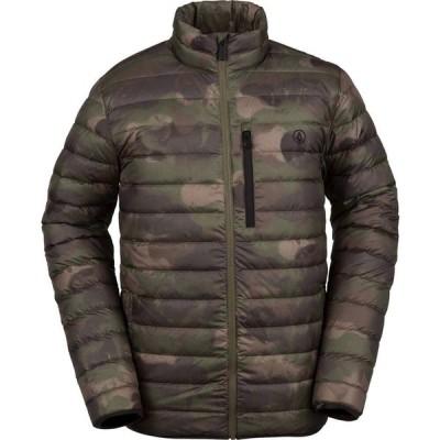ボルコム Volcom メンズ ダウン・中綿ジャケット アウター puff puff give jacket Camouflage