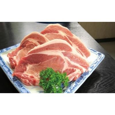 玉城豚 ロースとんかつセット
