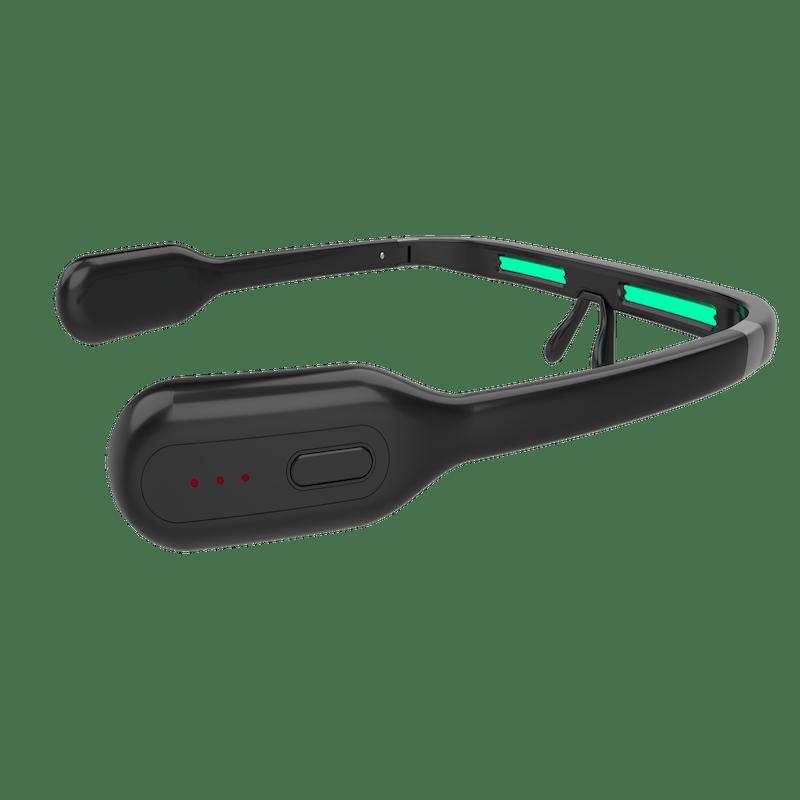智能睡眠眼鏡-夢鏡(深空黑)現貨倒數10組 PEGASI夢鏡(深空黑)