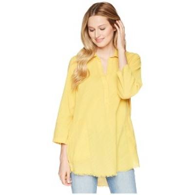 リラピー レディース シャツ トップス 3/4 Sleeve Shirt Tunic Mango