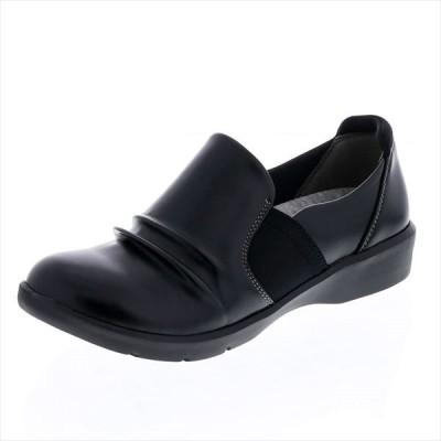 [asics trading]アシックス商事 レディーススニーカー Texcy leather テクシーレザー (TL-17180)(008) ブラック[取寄商品]