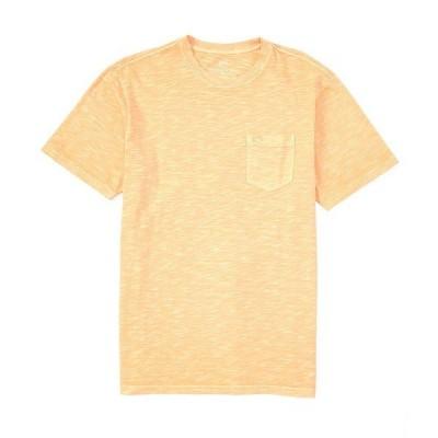 サウザーンタイド メンズ Tシャツ トップス BeachWalker Short-Sleeve Tee Papaya Punch