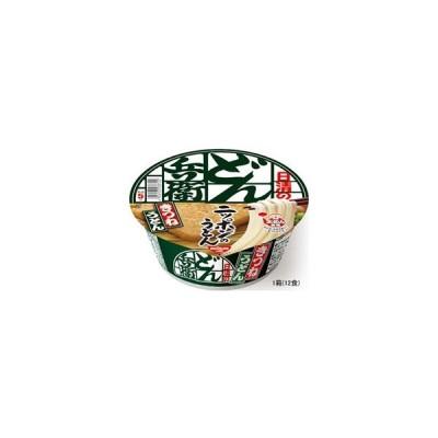 日清食品/どん兵衛 きつねうどん〔東〕 12食