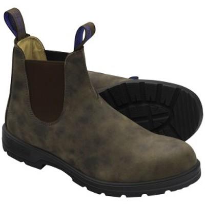 ブランドストーン Blundstone サイドゴア ブーツ BS584 ラスティックブラウン 584267 THERMAL