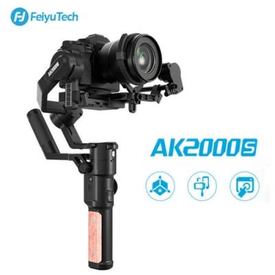 Feiyu飛宇 AK2000S 微單/單眼相機三軸穩定器-專業版(內附配件較多)