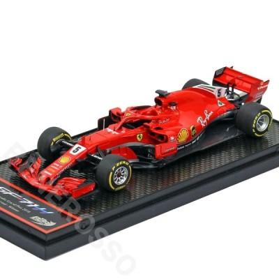 BBR MODELS 1/43スケール フェラーリ SF71H オーストラリアGP S.ベッテル Winner BBRC204A