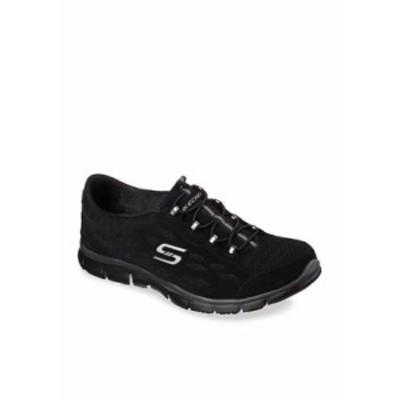 スケッチャーズ レディース スニーカー シューズ Gratis Full Circle Sneakers Black