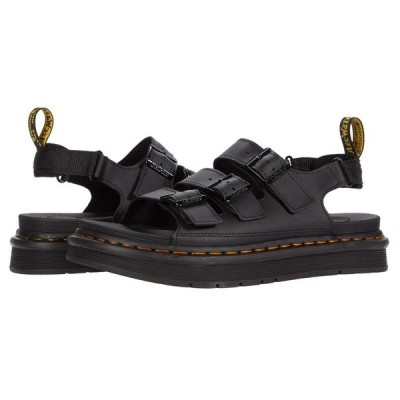 ドクターマーチン Dr. Martens メンズ サンダル シューズ・靴 Soloman Black