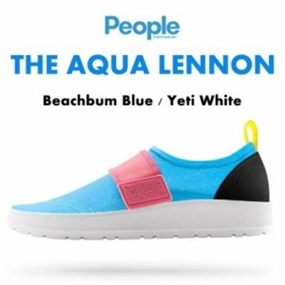 People footwear ピープル フットウェア サンダル ウォーターシューズ < The Lennon Chiller >メンズサンダル カラー: Beachbum Blue