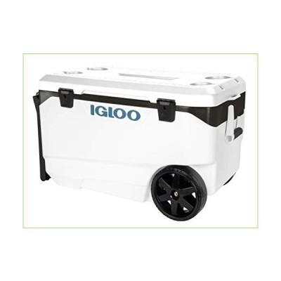 Igloo Marine Flip and Tow - White, 90 qt Roller「並行輸入品」