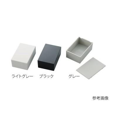 3-988-02 プラスチックケース SWタイプ ブラック SW-20B【1個】(as1-3-988-02)