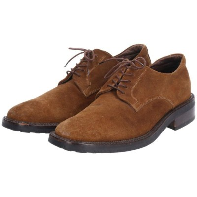 To Boot New York プレーントゥ イタリア製 26.5cm /saa001865