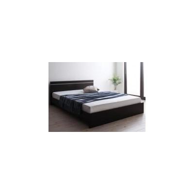 セミシングルベッド 一人暮らし コンパクト SS 小さい ミニ 省スペース マットレス付き 連結可 つなげる ヘッドボード 薄型 デザイナーズ ホテル モダン 高級