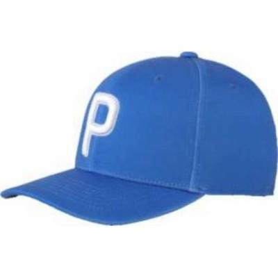 プーマ メンズ 帽子 アクセサリー PUMA Men's P 110 2020 Golf Hat Star Sapphire