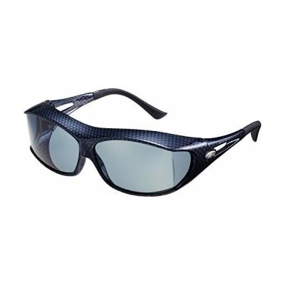 AXE(アックス) サングラス 悪天候・低光量時用 UVカット 偏光レンズ 180度以上視界確保 大型メガネ着用可能 収