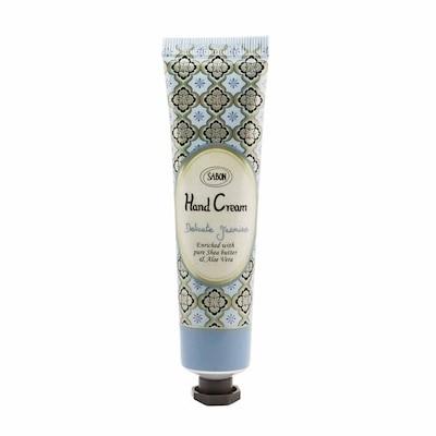 サボン Hand Cream - Delicate Jasmine (Tube) 30ml/1.01oz