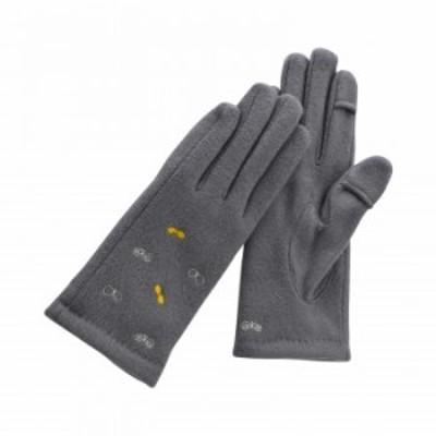 WOMEN レディース 婦人用グローブ AF65001L8 GY グレー 手袋