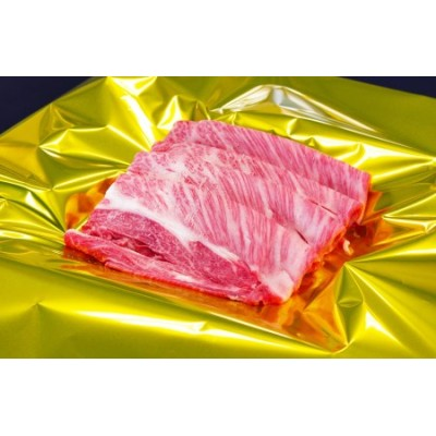 松阪牛シルクロースすき焼き 300g トレイ包装
