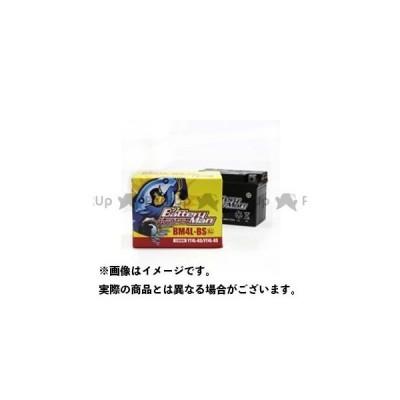 【無料雑誌付き】Battery Man バッテリー関連パーツ BM4L-BS(YT4L-BS 互換)【液入充電済み】 バッテリーマン
