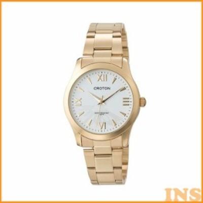★10%OFFクーポン対象!★CROTON 腕時計 紳士 RT-168M-D腕時計 リストウォッチ メンズ 生活防水 日本製 クロトン 腕時計メンズ 腕時計日