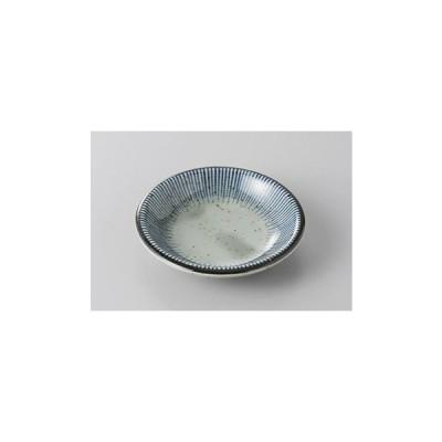 小皿 丸皿 益子十草3.0玉淵皿 豆皿 9.3cm おしゃれ 和食器 業務用 美濃焼 9a275-15-77g