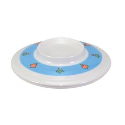 メラミン お子様食器 ダイナソワーズ 汁椀(蓋)MC-2D