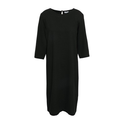 FILIPPA K ミニワンピース&ドレス ブラック S ポリエステル 47% / レーヨン 45% / ナイロン 8% ミニワンピース&ドレス
